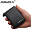 Small-Coin-Purse-Men-Genuine-Leather-Wallet-Male-Bag-For-Money-Mini-Pocket-Pouch miniatura 1