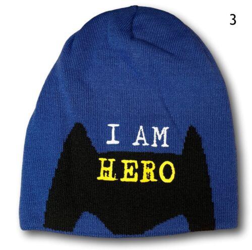 Baby Toddler Boy Children Kids Warm Winter Acrylic Hat Cap Beanie 2-4 Years