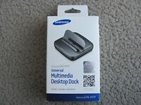 Genuine Samsung Galaxy Universal Multimedia Desktop Dock Brand