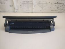 Gbc Docubind Personal Binding System Combbind Works Great Hole Punch