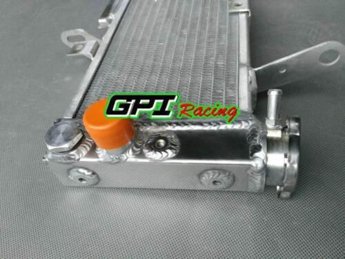 HOSE SUZUKI SV650N SV650 SV 650 650V 03 04 2003 2004 3ROW Aluminum radiator