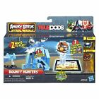 Hasbro Angry Birds Star Wars Telepods Bounty Hunters Playset for Age 5 and up