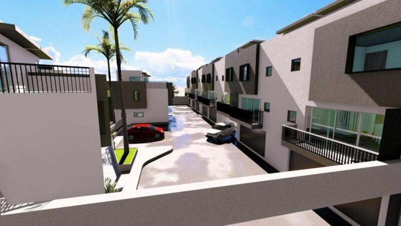 Casas en Preventa Fraccionamiento La Sierra Tijuana
