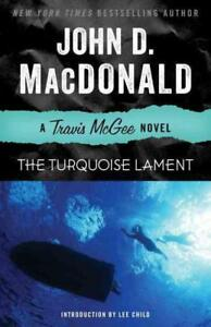 THE-TURQUOISE-LAMENT-MACDONALD-JOHN-D-CHILD-LEE-INT-NEW-PAPERBACK-BOOK