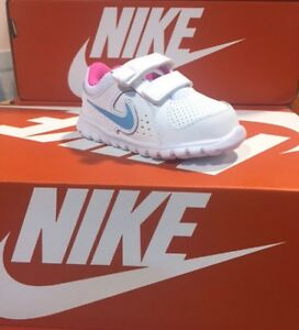 NIKE FLEX EXPERIENCE TDV SCARPE GINNASTICA JUNIOR BAMBINA GYM SHOES 631467 102
