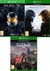 Halo-Xbox-uno-assortiti-compra-1-o-entrambi-Menta-consegna-super-veloce