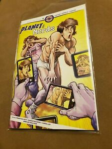 Planet of the Nerds #4 Paul Constant Ahoy Comics