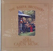 The Balfa Brothers ‎SEALED Swallow LP Play More Traditional Cajun Music