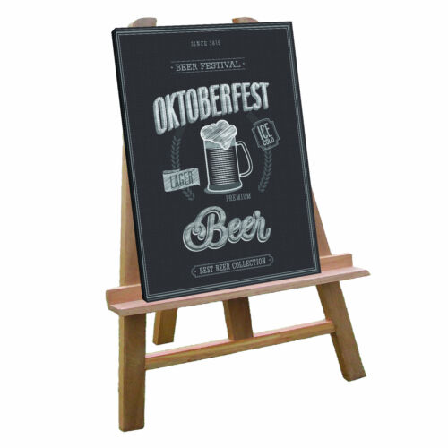 FREE UK P/&P MANY DESIGNS AVAILABLE BEER CANVAS