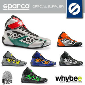 SALE-001238-SPARCO-2016-SHADOW-KB7-KB-7-KARTING-KART-BOOTS-SHOES-in-6-COLOURS