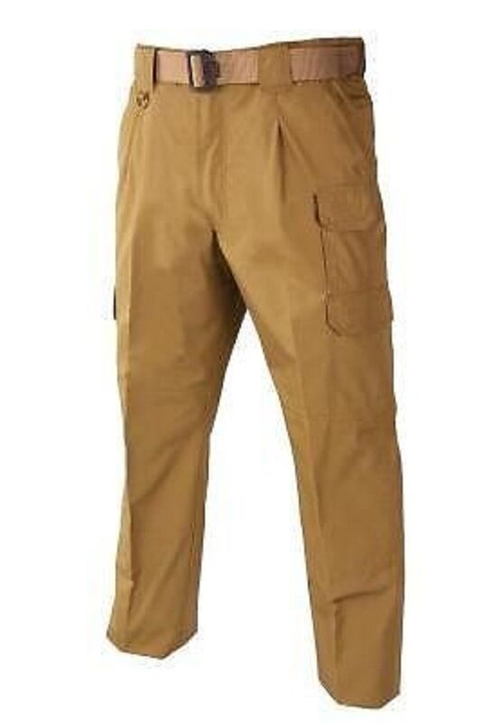US PROPPER lightwight Tactical Contractor Combat TROUSER PANTS PANTALONI Coyote 34x36
