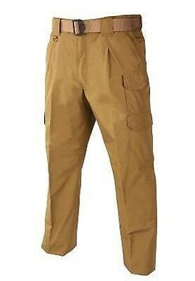Us Propper Lightwight Tactical Contractor Combat Trouser Pants Pantaloni Coyote 30x34-mostra Il Titolo Originale