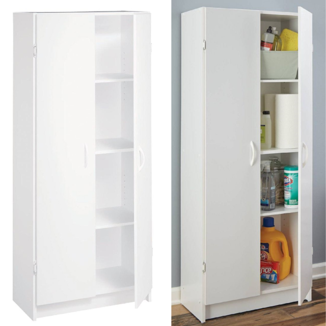 Storage Cabinets For The Kitchen White