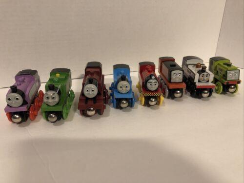 Multiple Thomas The Train Wooden Railway Trains
