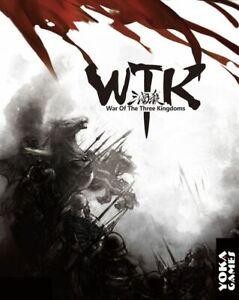 War of the Three Kingdoms WTK FACTORY SEALED