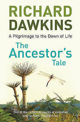 1 of 1 - The Ancestor's Tale: A Pilgrimage to the Dawn of Life by Richard Dawkins, Yan W…
