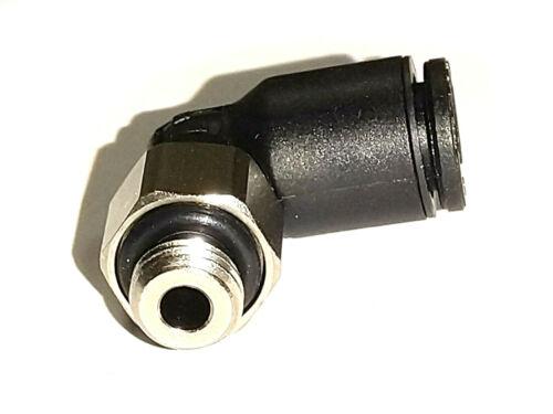 Winkelstück Kompressor Luftfederung Pumpe Luftfahrwerk VW TOUAREG 7L WABCO NEU