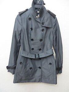 e8ecdbc2f911b NWT Burberry London Women s Queensbaylt Trench Coat S US 08 MSRP ...
