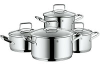 Wmf Trend 8-piece Cookware Set, Made In Germany on Sale
