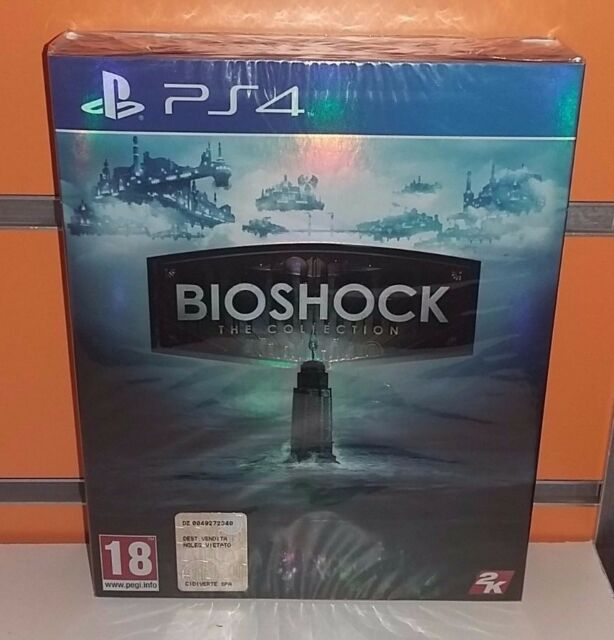 Bioshock Collection PS4 NUOVO ITA
