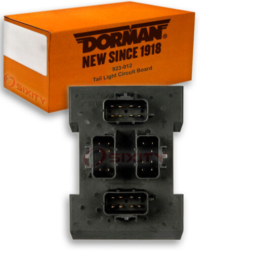 Dorman OE Solutions 923-012 Tail Light Circuit Board for 15304995 1P1730 sn