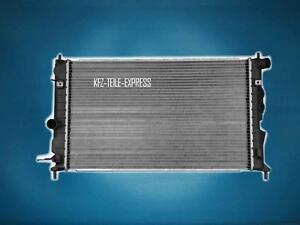 Wasserkuehler-Motor-Opel-Vectra-B-Schaltgetriebe-mit-Klima