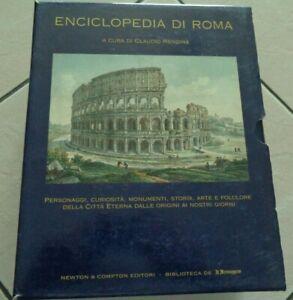 ENCICLOPEDIA-DI-ROMA-A-CURA-DI-CLAUDIO-RENDINA-VOLUMI-1-4-CON-CUSTODIA
