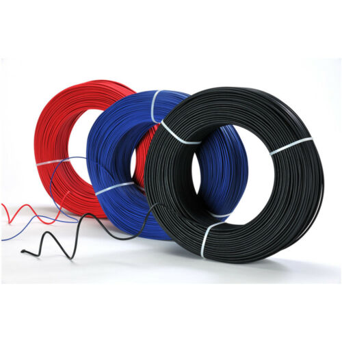 Flexible Silicone Wire Cable 8//10//12//14//16//18//20//22//24//28//30 AWG Several Colours