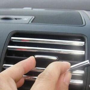 6M-Chrome-Moulding-Trim-Strip-Car-Door-Edge-Scratch-Guard-Protector-Cover-I9Z