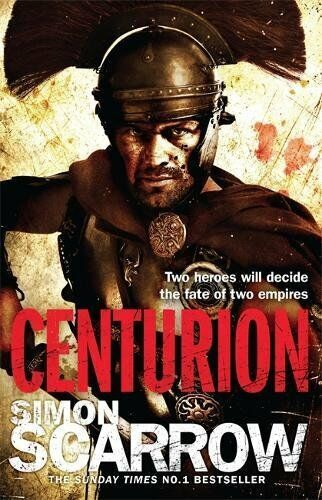 1 of 1 - Centurion (Eagles of the Empire 8) by Scarrow, Simon 0755348362 The Cheap Fast