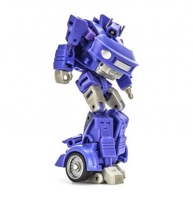 New Transformeable Action figure toy Newage NA H2P Cyclops mini Shockwave