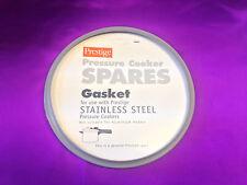 Genuine Stainless Steel Prestige Pressure Cooker Grey Gasket Seal 96461 Spare