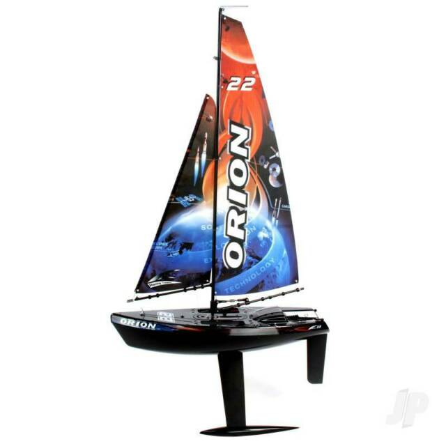 Joysway ORION V2 Sailboat 2 4GHz RTR - RC Sailing Yacht (36 Inch Height)