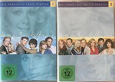 SOTTO DER SOLE CALIFORNIA Gesamtbox STAGIONE 1 + 2 Dallas Box DVD Edition NUOVO