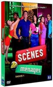 Scenes-de-menages-Saison-1-Volume-1-DVD-NEUF