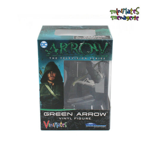 The CW Network Vinimates DC Arrow TV Show Green Arrow Vinyl Figure