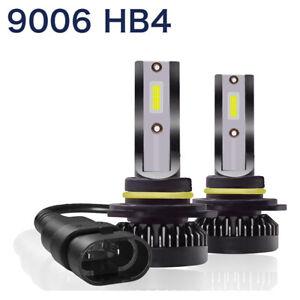 2x-HB4-9006-800W-16000LM-Kit-lampada-faro-LED-lampadina-per-auto-6000k-luminoso