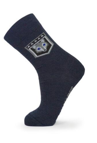 warme Socken Team Magnus extrem dünne u 80/% Wolle