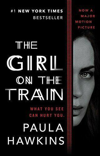 The Girl on the Train (Movie Tie-In),- 9781400026791
