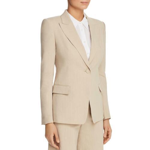 Kobi Halperin Womens Sharon Notch Lapel One-Button Blazer Jacket BHFO 4639