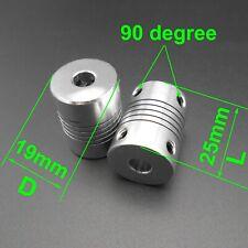 Cnc Aluminum Alloy Shaft Flexible Coupling Winding Coupler 34566357810mm