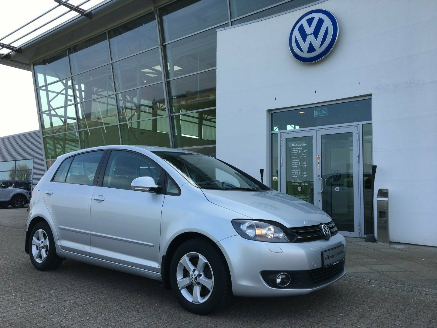 VW Golf Plus 1,6 TDi 105 Comfortline BM 5d - 94.900 kr.