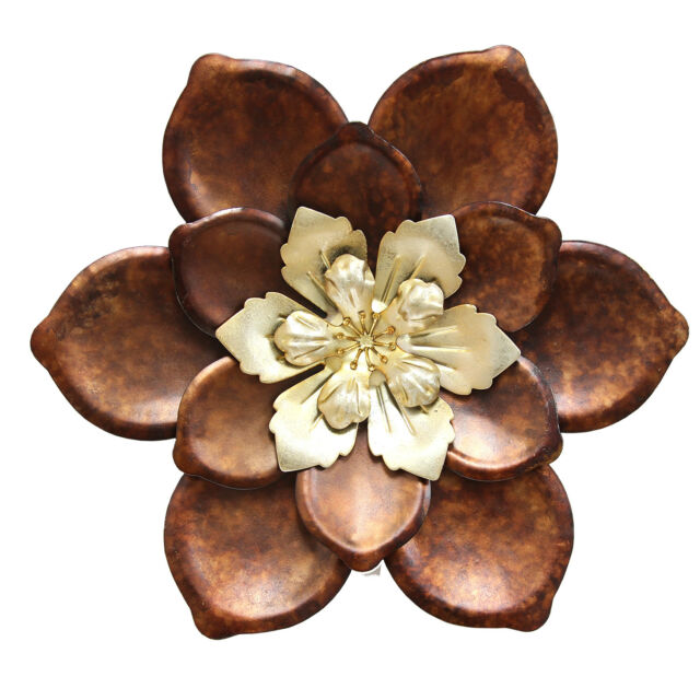 Stratton Home Decor Shd0176 Whimsical Flower Wall Decor For Sale Online Ebay