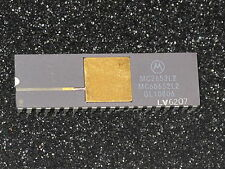 MC2652L2 MC68652L2 MOTOROLA 40-PIN DIP GOLD selten RARE Vintage