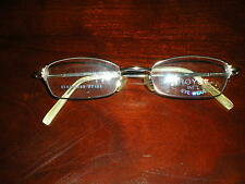 Royce stainless steel eye glass frames