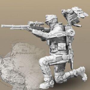 1-35-Resin-Sniper-W-Recon-Drone-unpainted-unassembled-BL296