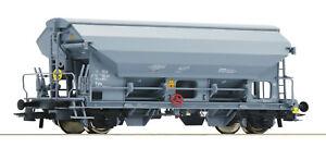 Roco-H0-76582-Schwenkdachwagen-034-Bauart-Tds-034-der-SBB-NEU-OVP