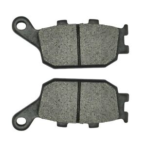 2006-2010 abs Models Motorcycle Brake Pads Front+rear For Honda Cbf 1000 A