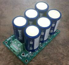 Ultracapacitor Module KIT: Battery Eliminator,Car Audio, Starting, Remote Solar
