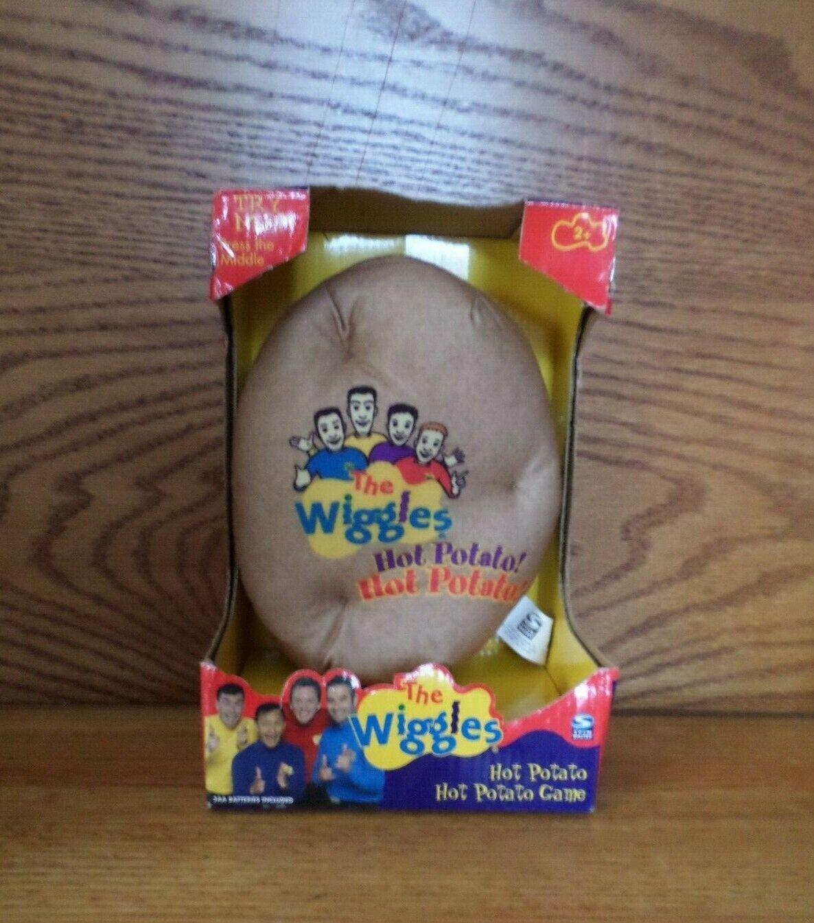 EASTER FUN Ny i lådan The Wiggles varm Potato musikal Sing spel GR8 4 Vilken pkonst som helst
